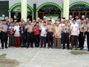 Maraknya Isu Ancaman Terhadap Ulama, Kapolres Metro Tangerang Kota Gelar Audensi Bersama Tokoh Agama