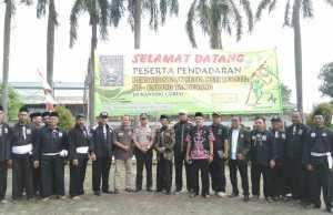 Warga PSHT se-Cabang Tangerang Hadirkan Ratusan Peserta Pendadaran Banten
