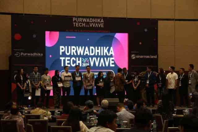 "Purwadhika Startup and Coding School Bersama Sinar Mas Land Gelar ""Purwadhika Tech Wave 2018"" Ajang Dunia Bisnis Startup dan Teknologi"