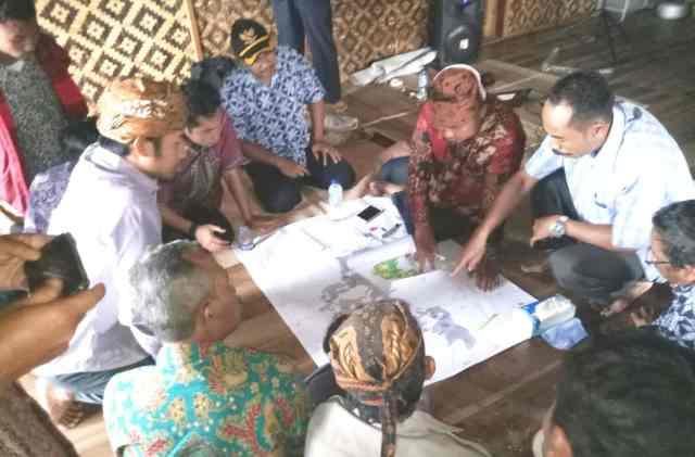 Pemetaan Partisipatif Jadi Rujukan Pembangunan Desa Warungbanten