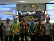 Walikota Tangerang Selatan Launching Tiga Aplikasi