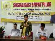 """Jelang Pileg dan Pilpres, Ace Hasan: """"Demokrasi Jangan Membuat Bangsa Terpecah Belah"""""""
