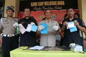 Sering Malak, Dua Dari Tiga Preman Kampung Diciduk Polisi