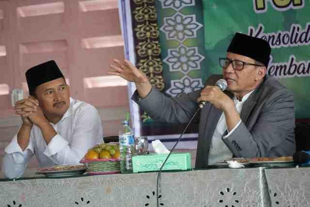 Gubernur Banten Buka Raker FSPP