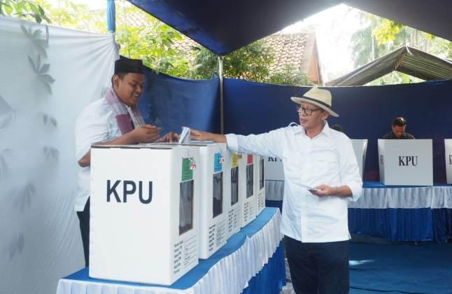 Pemilu di Banten Aman, Gubernur Yang Terpilih Semoga Bisa Sejahterakan Rakyat