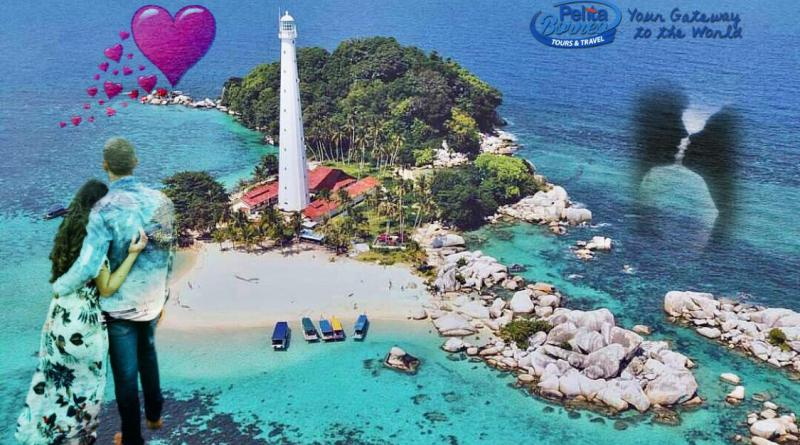 4 Hari Honeymoon Belitung
