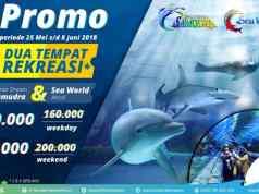 Ancol Memprediksi Jumlah Pengunjung Saat Libur Lebaran 2018 Mengalami Peningkatan