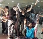 Kelompok Teater Anak TTA Pentaskan 'HELP!' Karya Putu Wijaya