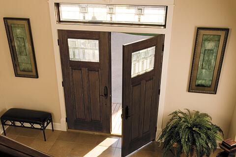 Exterior Door Thickness  kcbins