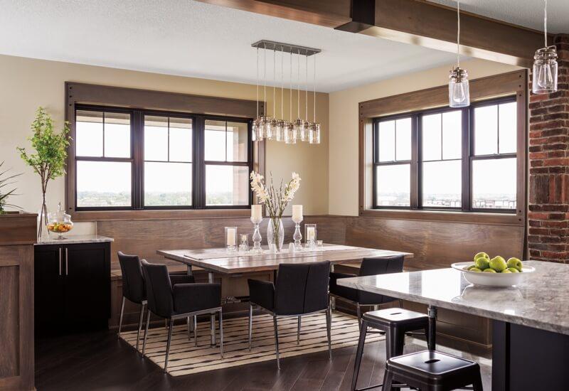 pella kitchen windows exhaust vent design trend black window frames branch blog