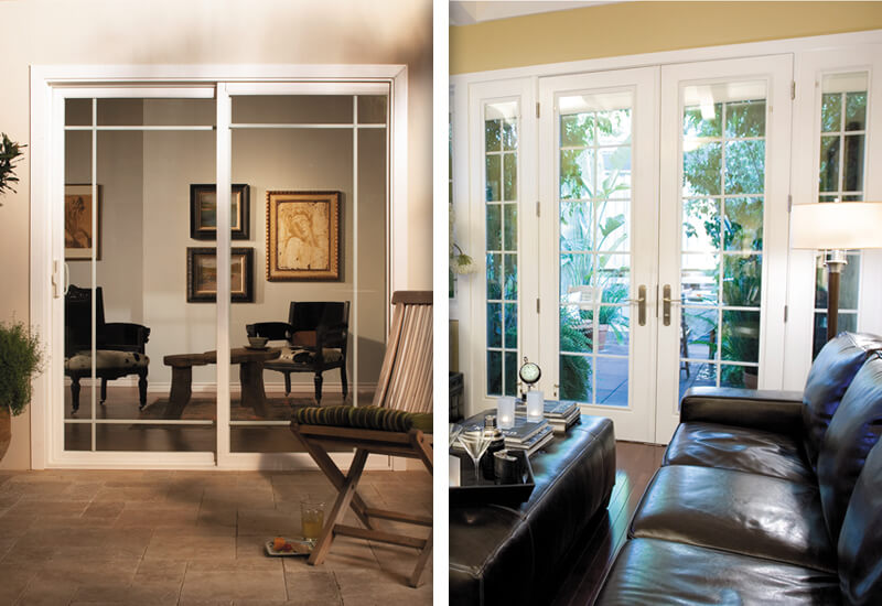 chair rail pros and cons swivel cushions sliding glass or french doors prs blog door vs