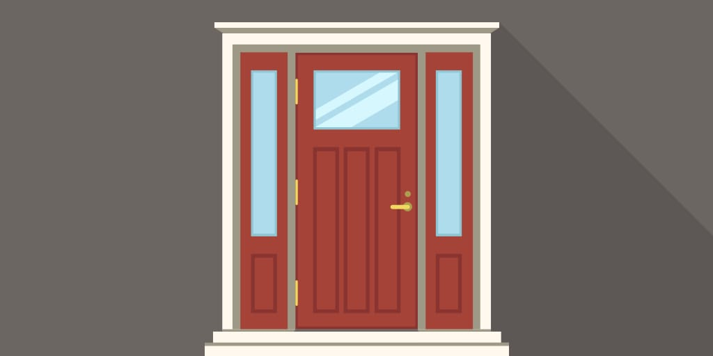A Guide to Know the Different Parts of a Door  Pella Branch Blog