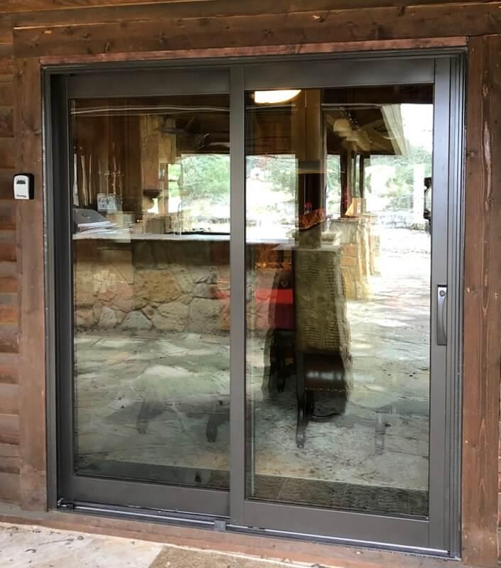 Patio Sliding Door Installation