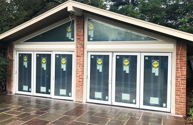 bifold patio doors are perfect fit for