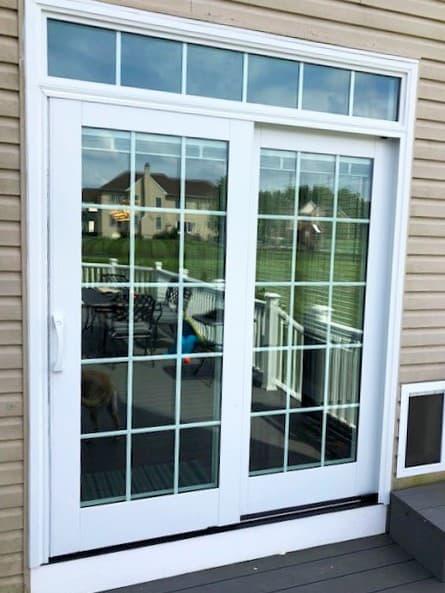 lifestyle series replacement patio door
