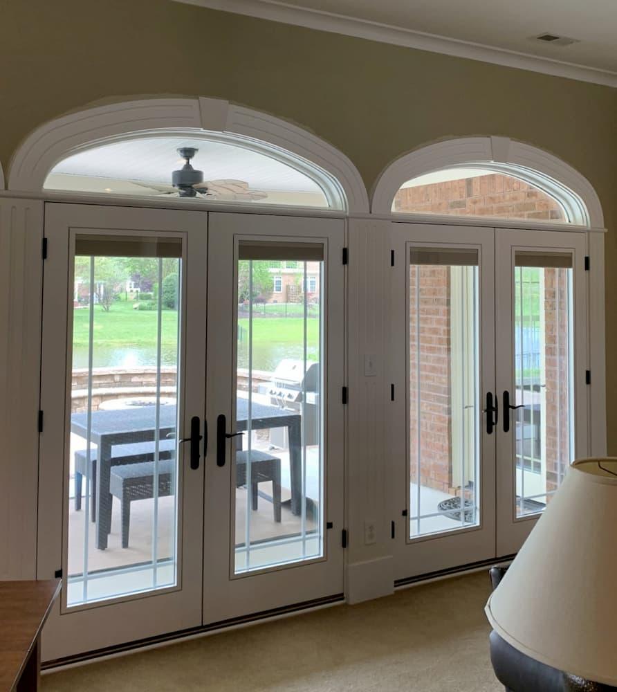 custom patio doors perfect for virginia