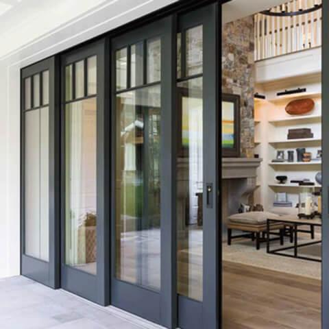 replacement multi slide patio doors