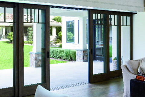 sliding patio doors open your home to