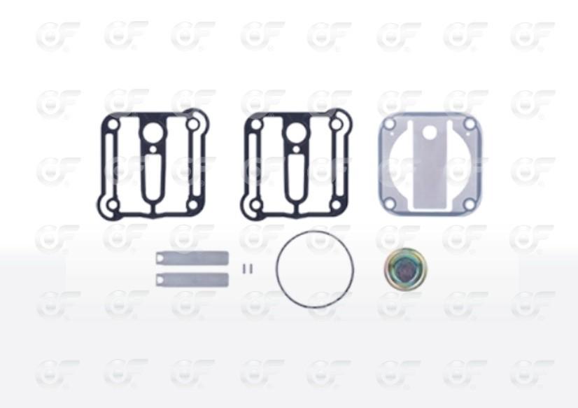 Kit Rep Tapa Compresor Knorr Eurocargo Bus Ue