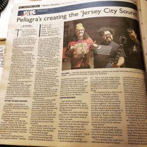 Pellagra In The Jersey Journal