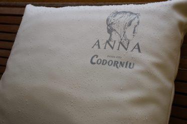 Anna de Codorníu designsamarbete med Clara Hallencreutz