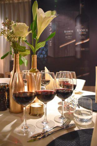 Vinprovning Ramos viner