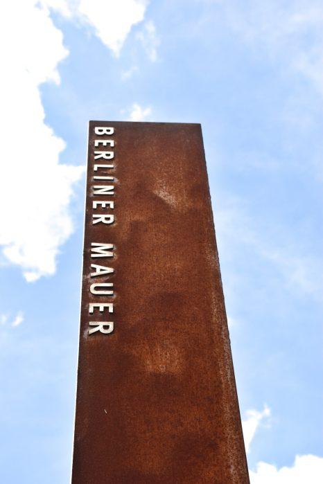 Berlinmuren Bernauer Strasse