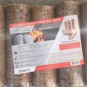 buchettes densifiées de jour piveteau