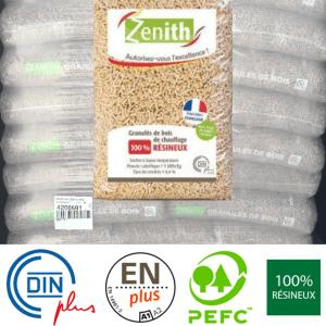 pallette piveteau zenith granulés pellets bois ancenis 44 49