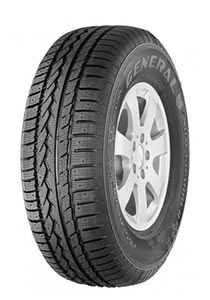 General Tires Snow Grabber