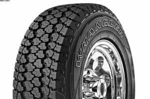 Goodyear Wrangler SUV Tyres
