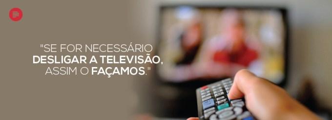 Televisão?