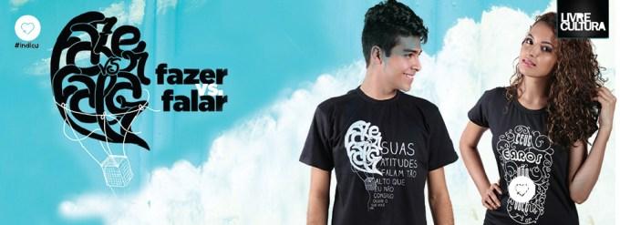 Camisetas Cristãs e ação social