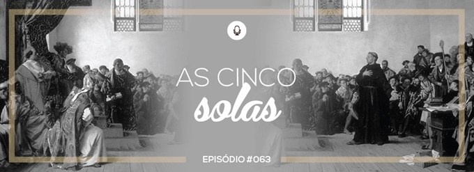 PADD063: As Cinco Solas