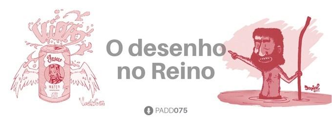 #PADD075: O desenho no Reino