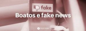 #PADD123: Boatos e fake news