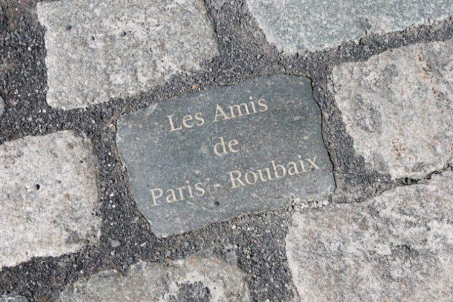 Paris Roubaix – Os paralelepípedos
