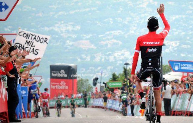 Marczynski vence, Contador da show e Froome cai!