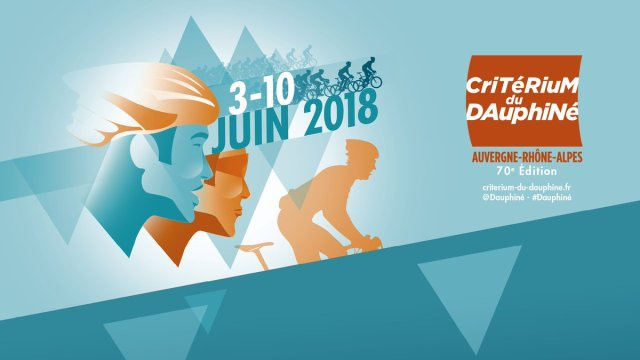 Criterium du Dauphiné 2018