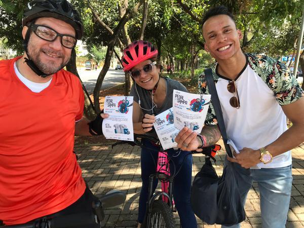Pedal em Sampa tem inscrições abertas para passeio no dia 22