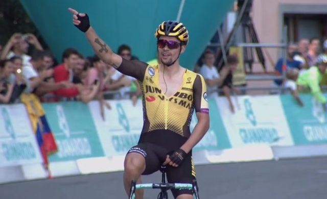 Roglic domina Giro dell'Emilia em Bolonha!