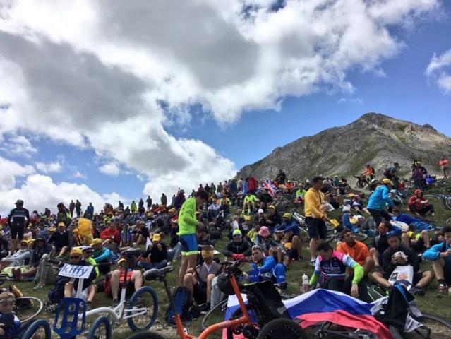 A Grande Missa do Tour de France