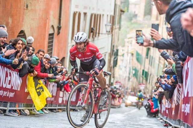 Strade Bianche reabre a temporada WorldTour
