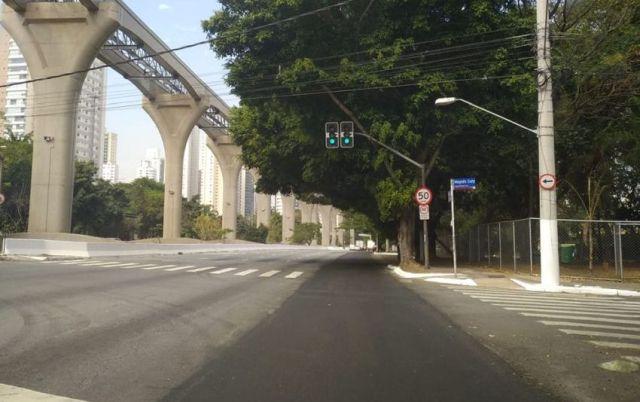 Roberto Marinho receberá ciclofaixa em São Paulo