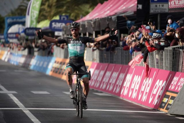 Peter Sagan vence no Giro!