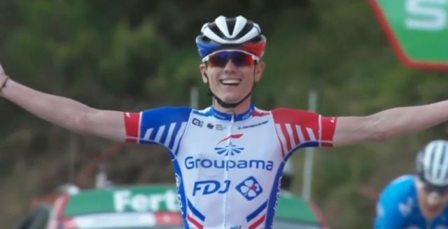 Vitória da fuga com David Gaudu na Vuelta 2020!