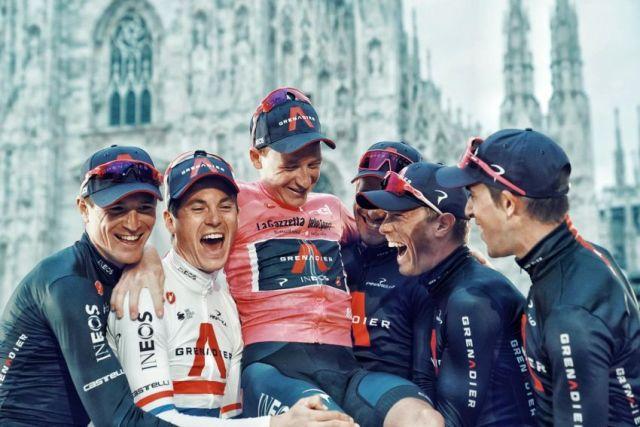Como Tao Geoghegan Hart venceu o Giro!