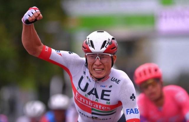 Jasper Philipsen vence etapa mais longa da Vuelta!