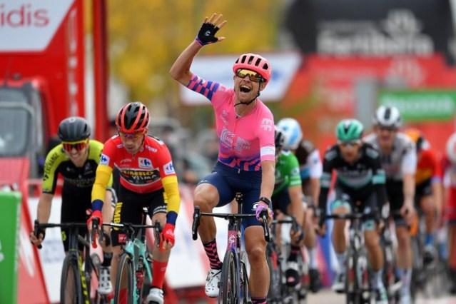 Dinamarquês Magnus Cort vence na divisa de Portugal pela Vuelta!