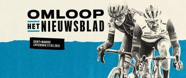 Omloop! Começam as clássicas de ciclismo 2021!